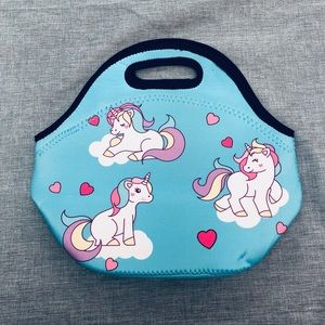 Girls reusable 🦄 lunch bag